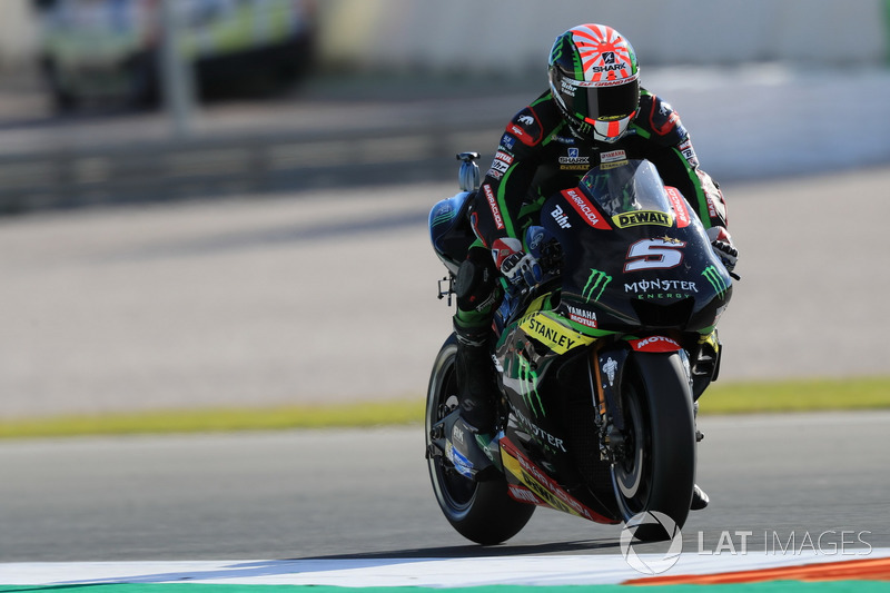 2. Johann Zarco, Monster Yamaha Tech 3