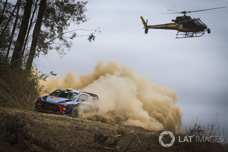 Andreas Mikkelsen, Anders Jäger, Hyundai i20 WRC