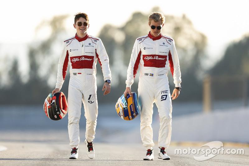 2018 - Formule 1