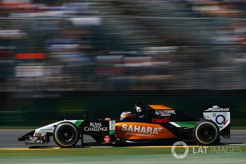 Force India VJM07 (2014)