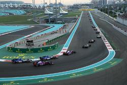 Renn-Action in Abu Dhabi