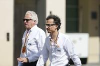 Charlie Whiting, Delegato FIA e Laurent Mekies, Direttore della sicurezza FIA