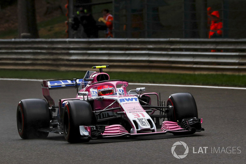 3: Esteban Ocon, Racing Point Force India VJM11, 2'01.851