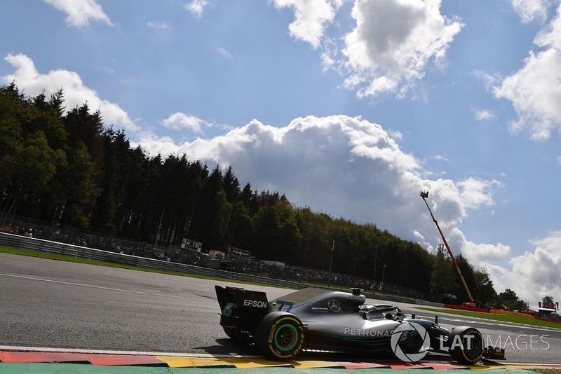 17. Valtteri Bottas, Mercedes AMG F1 W09*