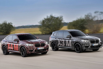 BMW X3 M And X4 M