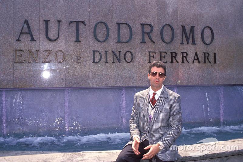 Imola 1989, Piero Ferrari