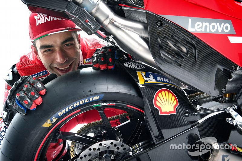 Данило Петруччи, Ducati Team