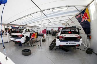 Team EKS Audi Sport