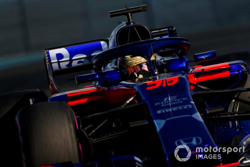 Шон Гелаель, Toro Rosso STR13 Renault