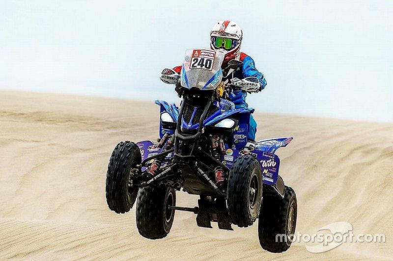 #240 Drag'On Rally Team: Nicolas Cavigliasso