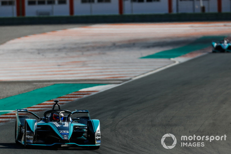 Mitch Evans, Panasonic Jaguar Racing, Jaguar I-Type 3