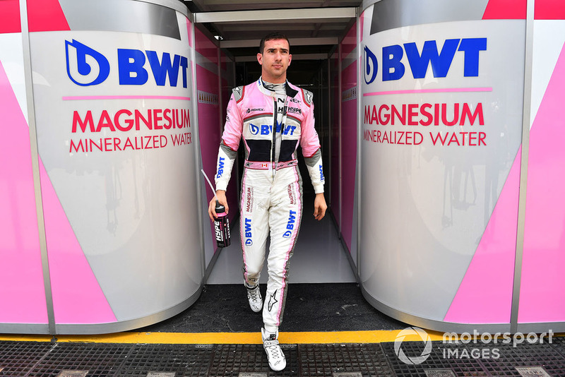 Nicholas Latifi, Racing Point Force India F1