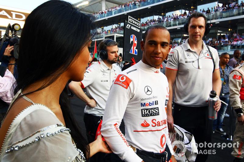 У Льюиса Хэмилтона шансы были лишь теоретические: он проигрывал лидеру 24 очка. Но на пресс-конференции перед этапом пилот McLaren выразил готовность сражаться до последнего, заявив: «Мне нечего терять»