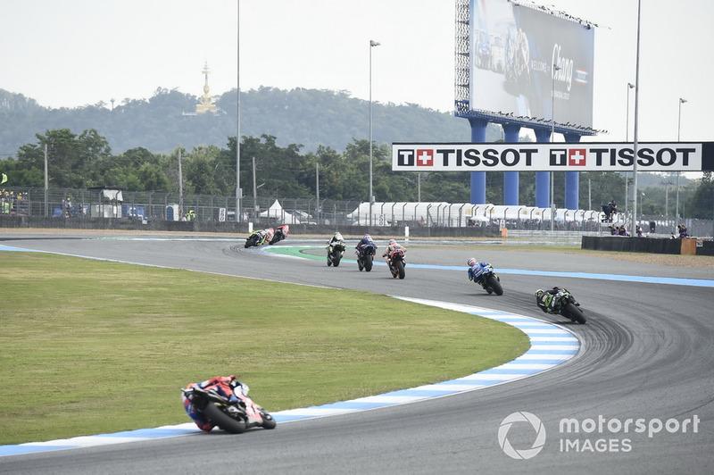Partenza, Andrea Dovizioso, Ducati Team