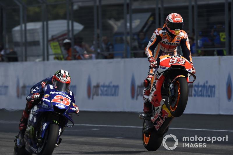 GP de Tailandia: 1º