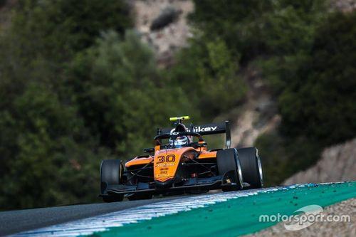 Test de Jerez en octubre