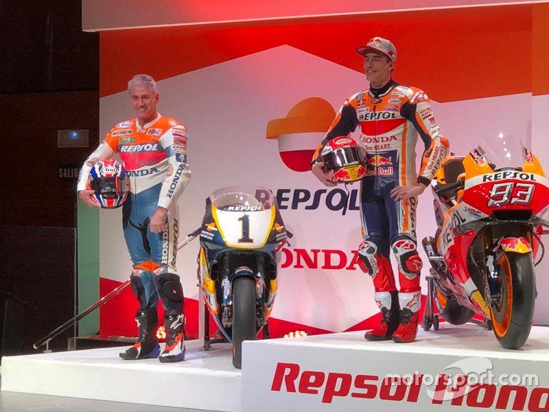Marc Márquez, Mick Doohan, Honda HRC