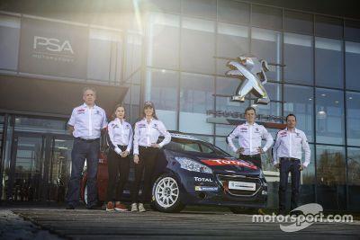 Annuncio Peugeot Sport