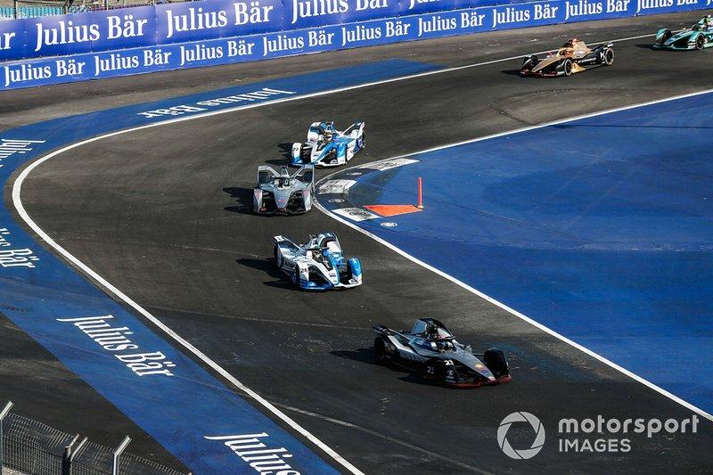 Sébastien Buemi, Nissan e.Dam, Nissan IMO1 Antonio Felix da Costa, BMW I Andretti Motorsports, BMW iFE.18, Felipe Massa, Venturi Formula E, Venturi VFE05