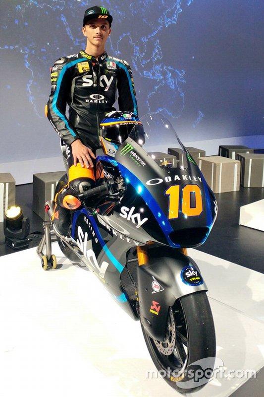 Лука Маріні, Sky Racing Team VR46