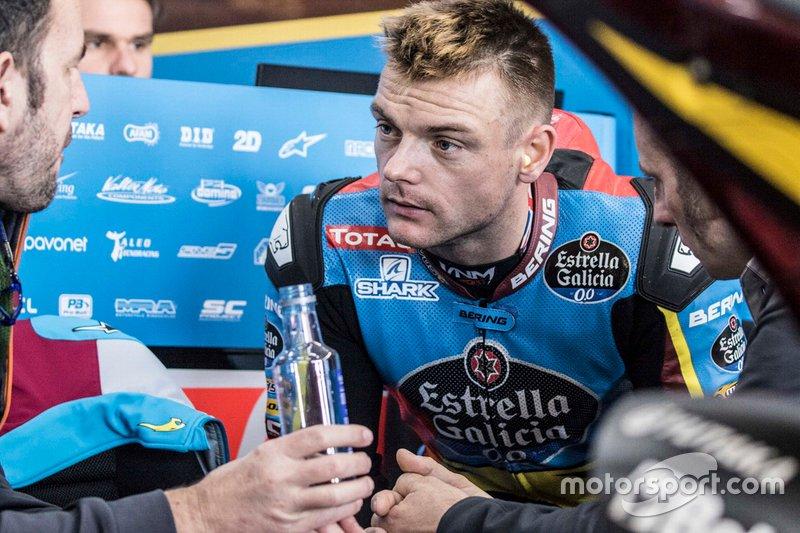 Présentation Marc VDS Racing