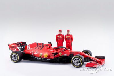 Lançamento Ferrari