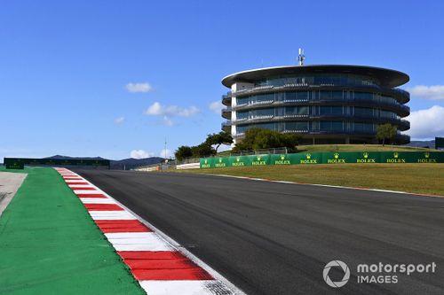 Liveblog - De derde vrije training voor de Grand Prix van Portugal