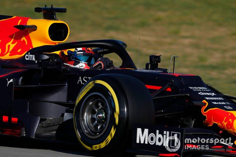 11º Pierre Gasly, Red Bull Racing RB15, 1.17.091 (neumáticos C5, día 7)