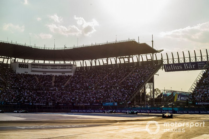 Alexander Sims, BMW I Andretti Motorsports, BMW iFE.18 Tom Dillmann, NIO Formula E Team, NIO Sport 004, Jean-Eric Vergne, DS TECHEETAH, DS E-Tense FE19