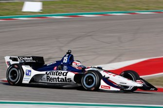 Грэм Рейхол, Rahal Letterman Lanigan Racing Honda