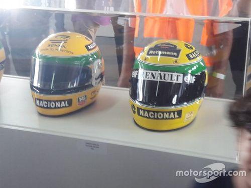 25 años de la muerte de Ayrton Senna