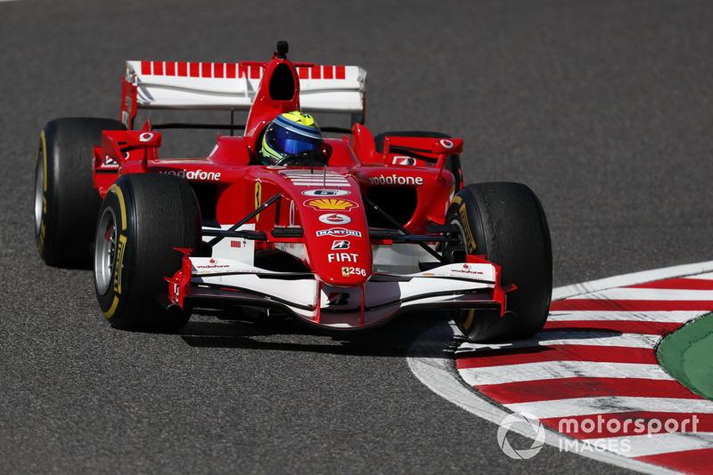 Felipe Massa, Ferrari F248 2006