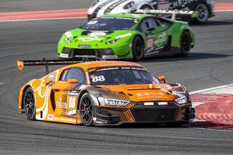 #88 Car Collection Motorsport Audi R8 LMS: Dimitri Parhofer, Christopher Haase, Frédéric Vervisch, Rik Breukers
