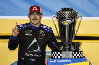 Champion Brett Moffitt, Hattori Racing Enterprises, Toyota Tundra AISIN Group