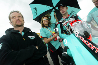 James Haydon, Petronas, mit Carl Fogarty