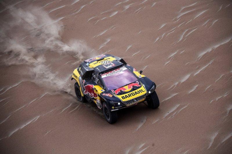 #306 PH-Sport Peugeot 3008 DKR: Себастьян Льоб, Даніель Елена