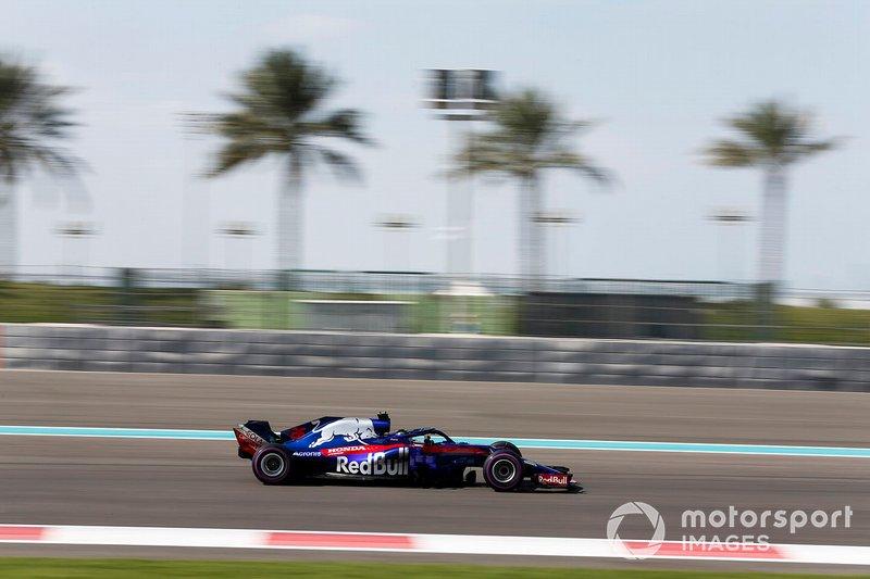 Данііл Квят, Toro Rosso STR13