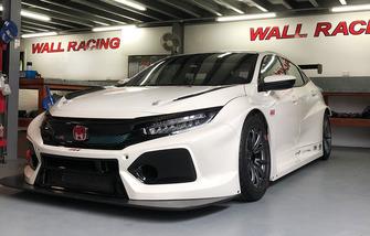 Honda Civic TCR, Wall Racing, Australia