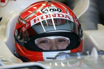Takashi Kogure, Honda RA107