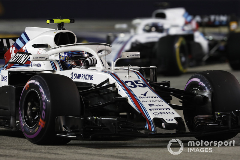 19e : Sergey Sirotkin (Williams)