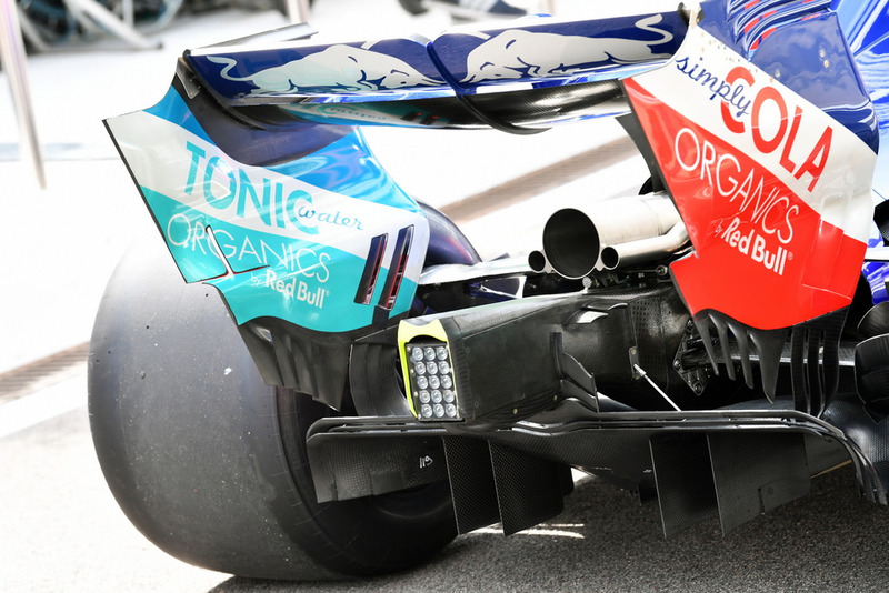Scuderia Toro Rosso STR13