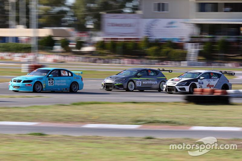 Ali Türkkan, Borusam Otomotiv Motorsport, BMW 320i, Çağlayan Çelik, Toksport WRT, Seat Leon TCR, Ber