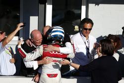 Champion 2017, René Rast, Audi Sport Team Rosberg, Audi RS 5 DTM with Dr. Wolfgang Ullrich, Former Audi's Head of Sport