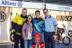 Marc Marquez with fans