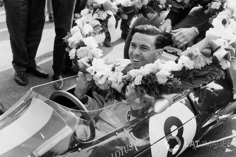 Grand Prix d'Italie 1963 : Jim Clark est Champion du monde