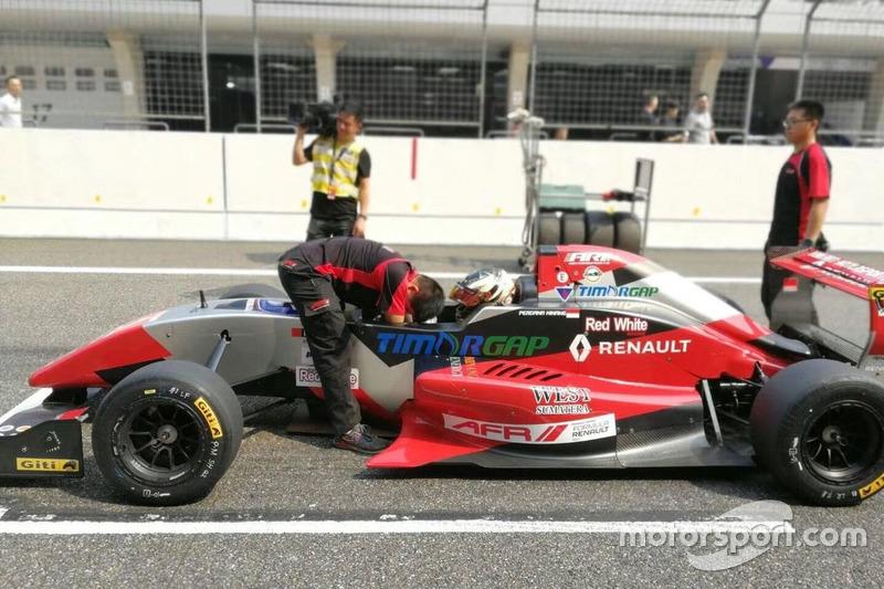 Perdana Minang, Asia Racing Team
