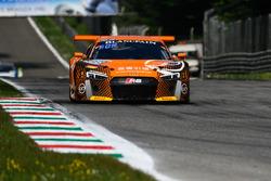 #888 Car Collection Motorsport Audi R8 LMS: Dimitri Parhofer, Antonio Forne Tomas, Frank Stippler