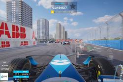 Ghost racing app screenshot