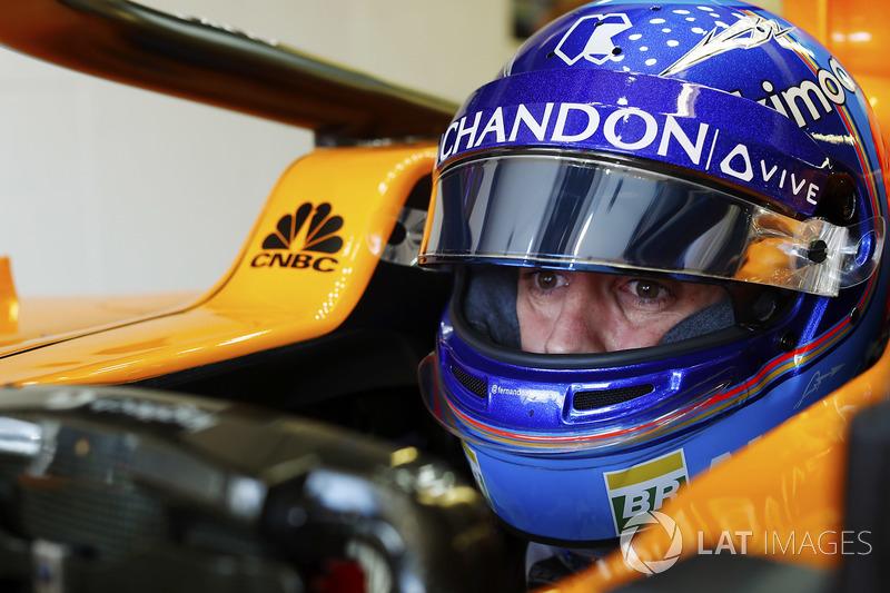 8 місце — Фернандо Алонсо (Іспанія, McLaren) — коефіцієнт 501,00