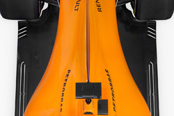 McLaren MCL33 rear detail
